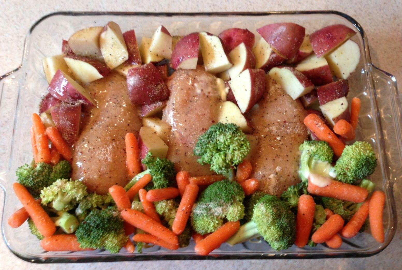Easy Chicken Recipe with Skinless, Boneless Breast Meat