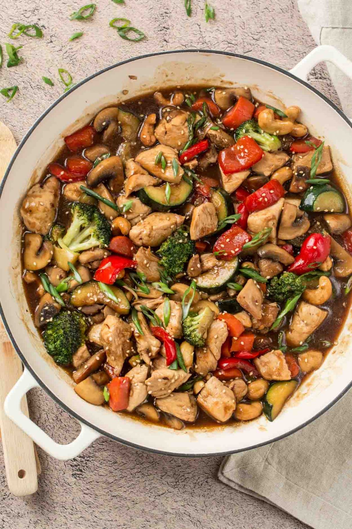 Easy Chicken Stir Fry Recipe - Recipes Chicken Breast Stir Fry