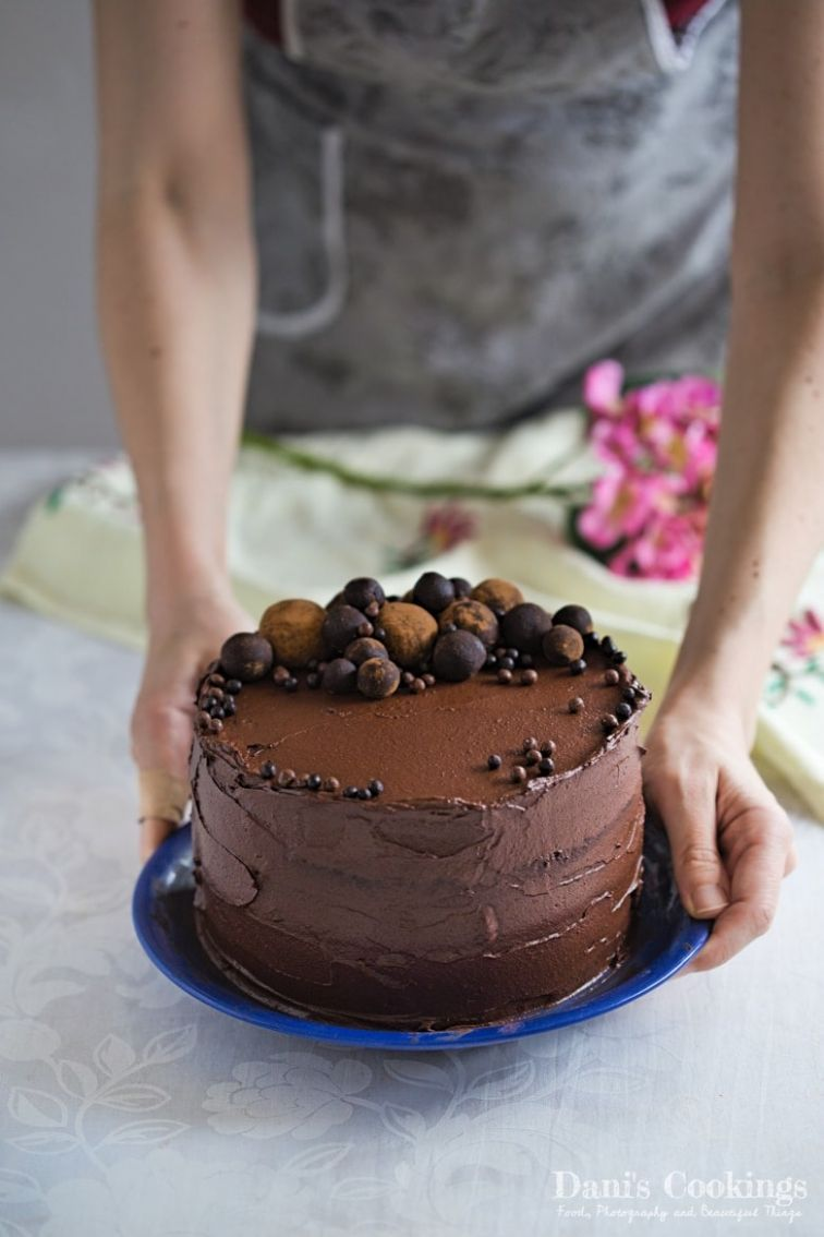 Easy Chocolate Cake Recipe - Cake Recipes Easy Chocolate
