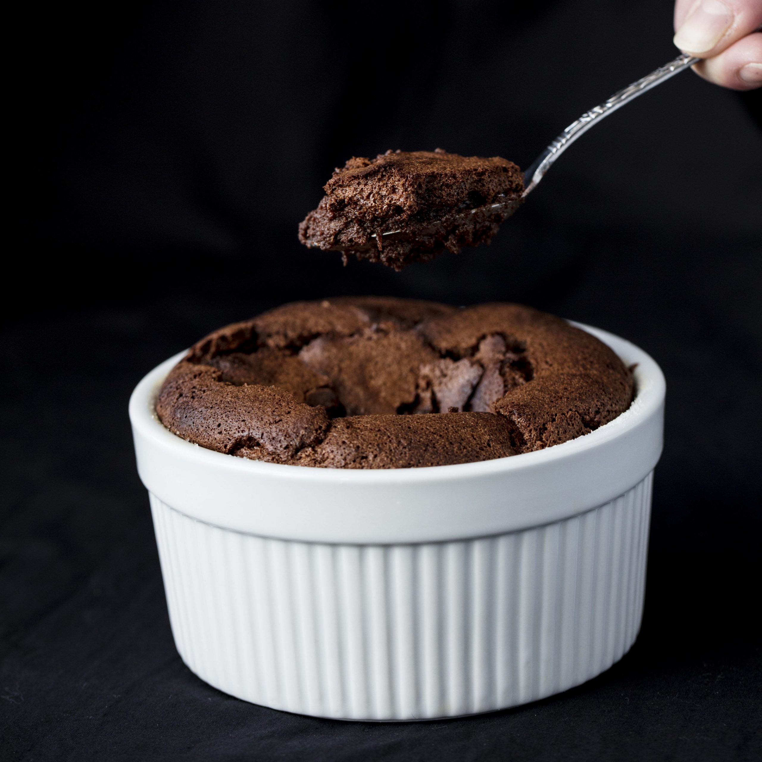 Easy Chocolate Souffle - Recipes Chocolate Souffle