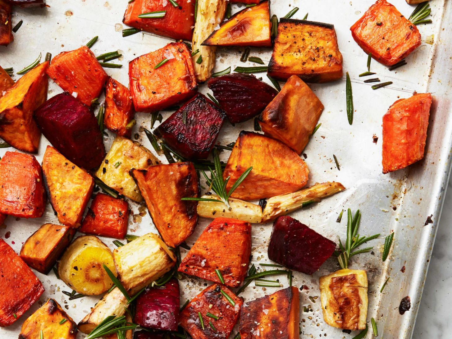 Easy, Classic Roasted Root Vegetables