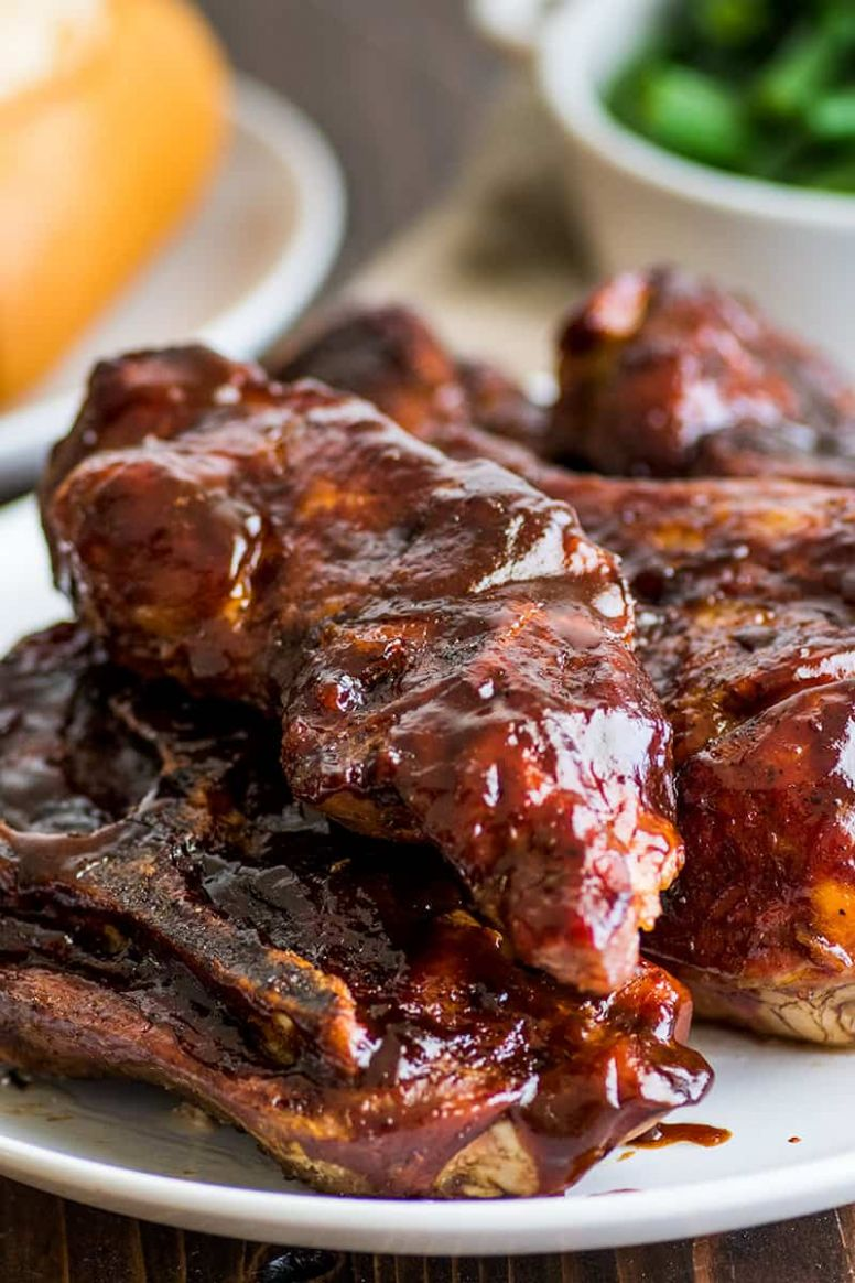 Easy Country-Style Pork Ribs in the Oven - Baking Mischief - Recipes Pork Ribs Country Style