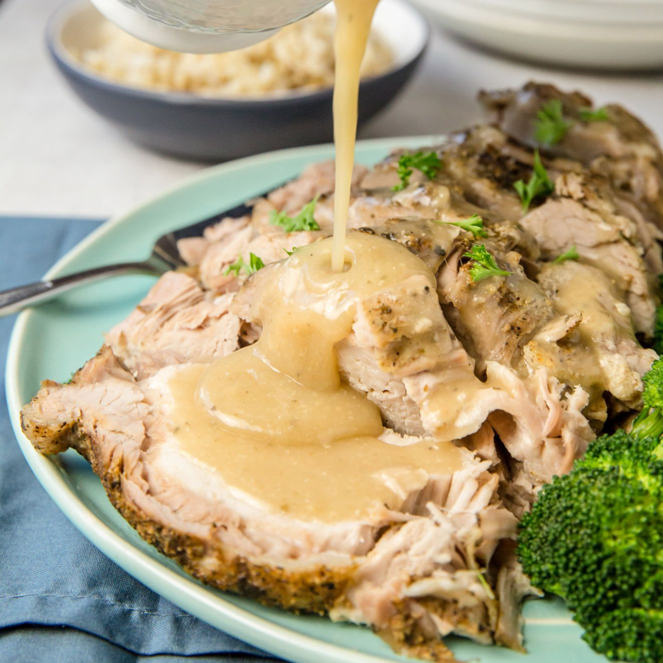 Easy Crock Pot Pork Roast - Just 12 Ingredients | YellowBlissRoad