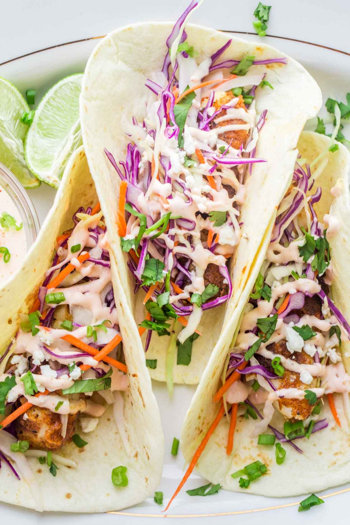 Easy Fish Taco Recipe - Recipe Fish Tacos Slaw