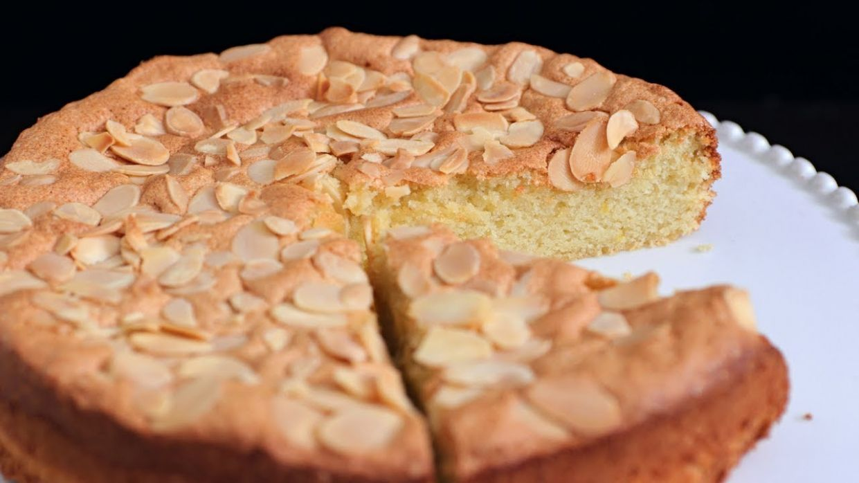 Easy Flourless Almond Cake Recipe - Cake Recipes Almond Meal