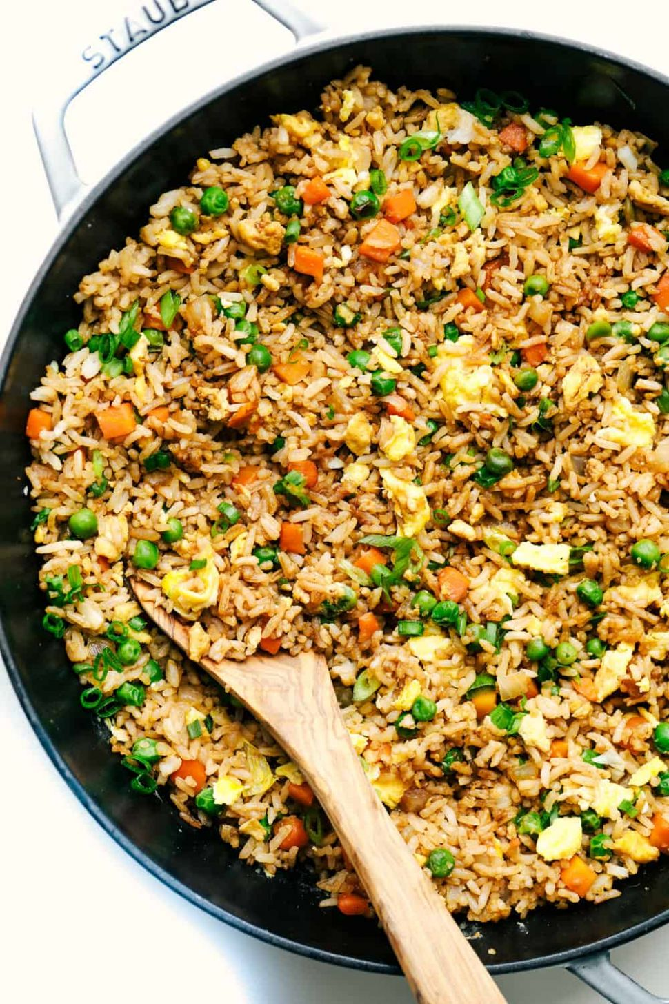Easy Fried rice - Recipes Vegetable Fried Rice