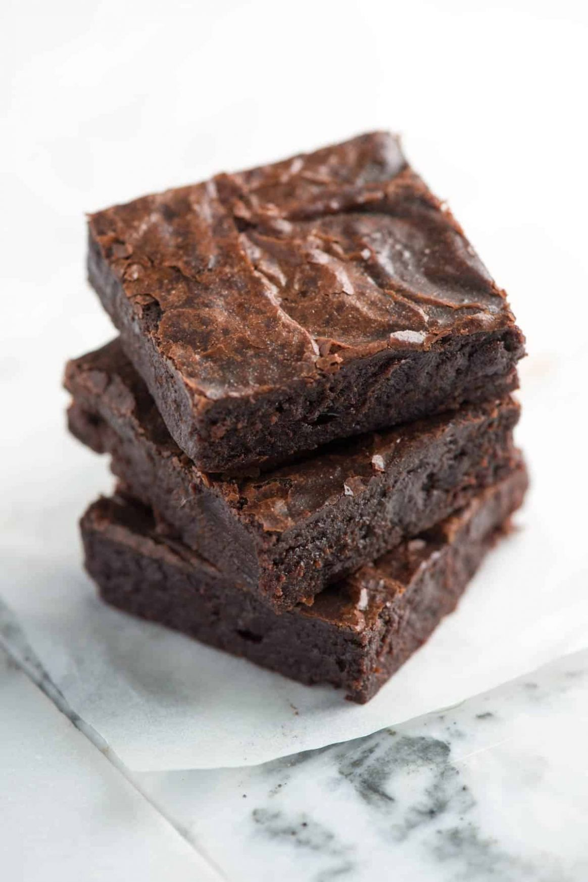 Easy Fudgy Brownies From Scratch (Our Favorite) - Easy Recipes Brownies