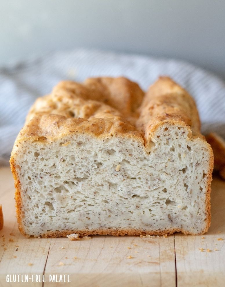 Easy Gluten-Free Bread Recipe – For an Oven or Bread Machine! - Simple Recipes Gluten Free