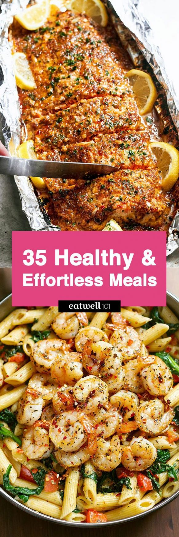Easy Healthy Dinner Ideas: 8 Low Effort and Healthy Dinner ...