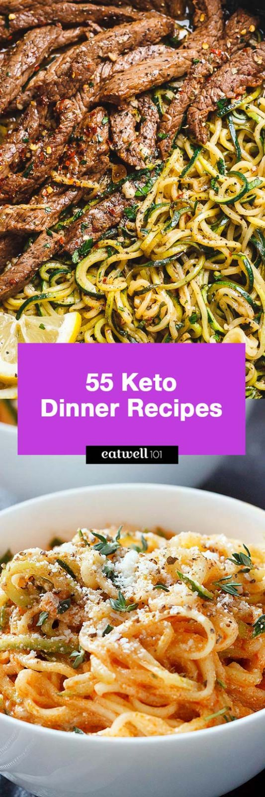 Easy Keto Dinner Recipes – 12+ Quick Keto Dinner ideas for Keto ...