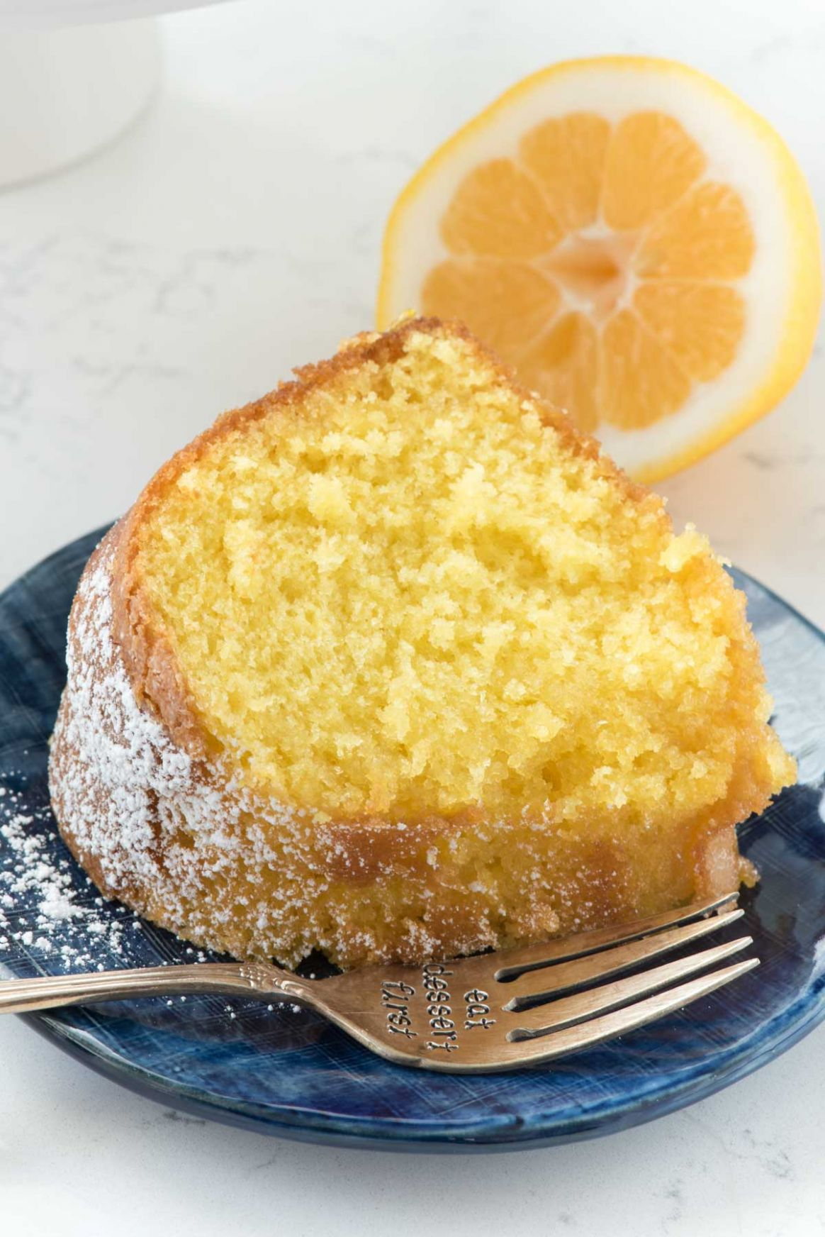 Easy Lemon Butter Cake - Easy Recipes Of Cake