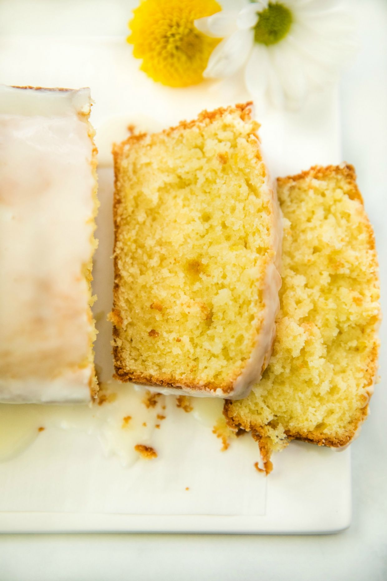 Easy Lemon Pound Cake - Recipes Lemon Cake