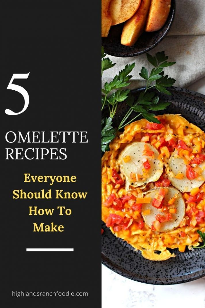 Easy Omelette - Easy Recipes Everyone Should Know