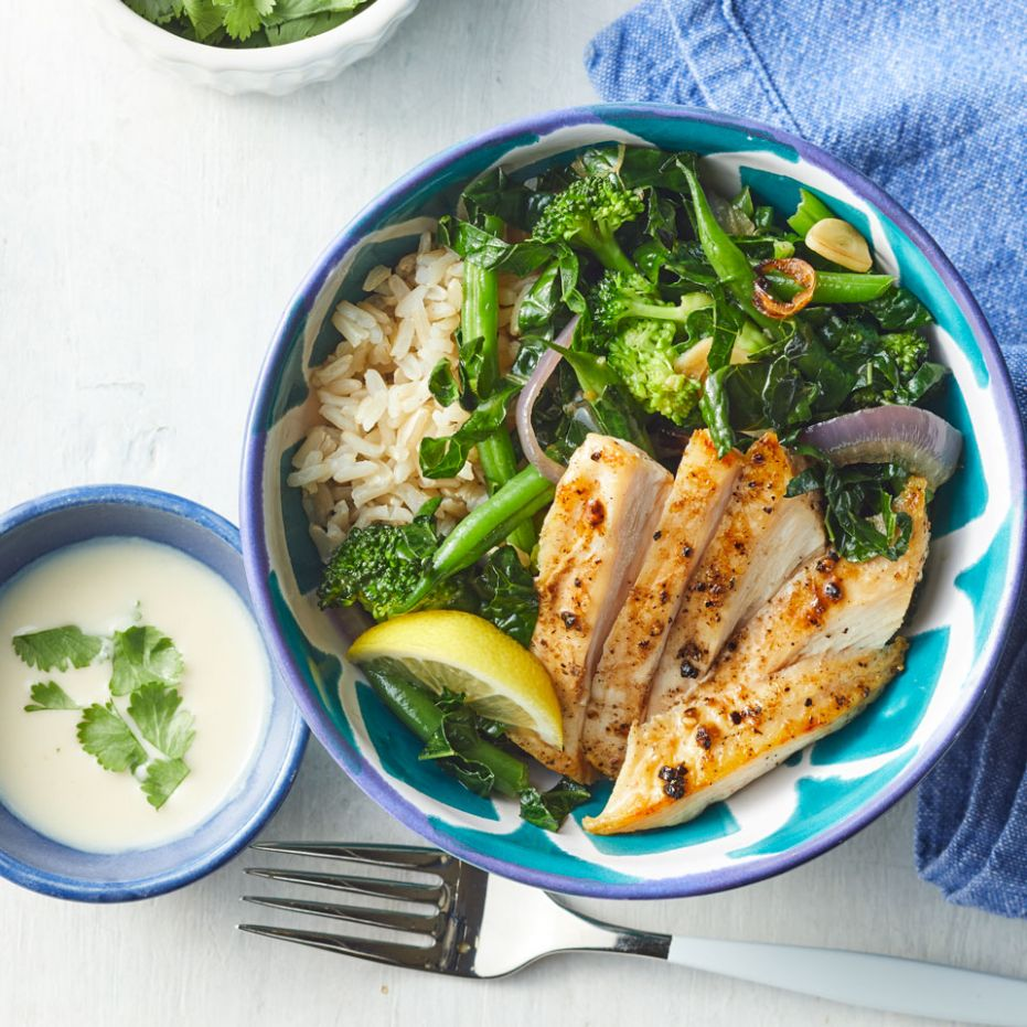 Easy One-Dish Dinner Recipes for Diabetes | EatingWell