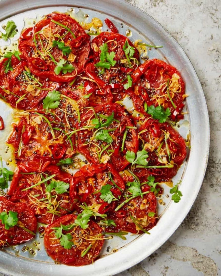 Easy Ottolenghi summer recipes: vegetables | Ottolenghi recipes ...