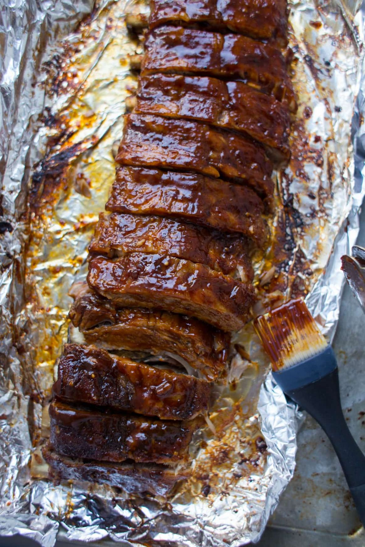 Easy Oven Baked Ribs - Recipes Pork Back Ribs