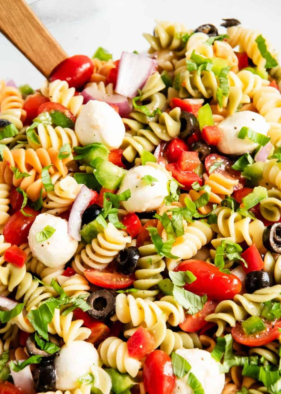 Easy Pasta Salad Recipe - Recipes Pasta Salad Cold