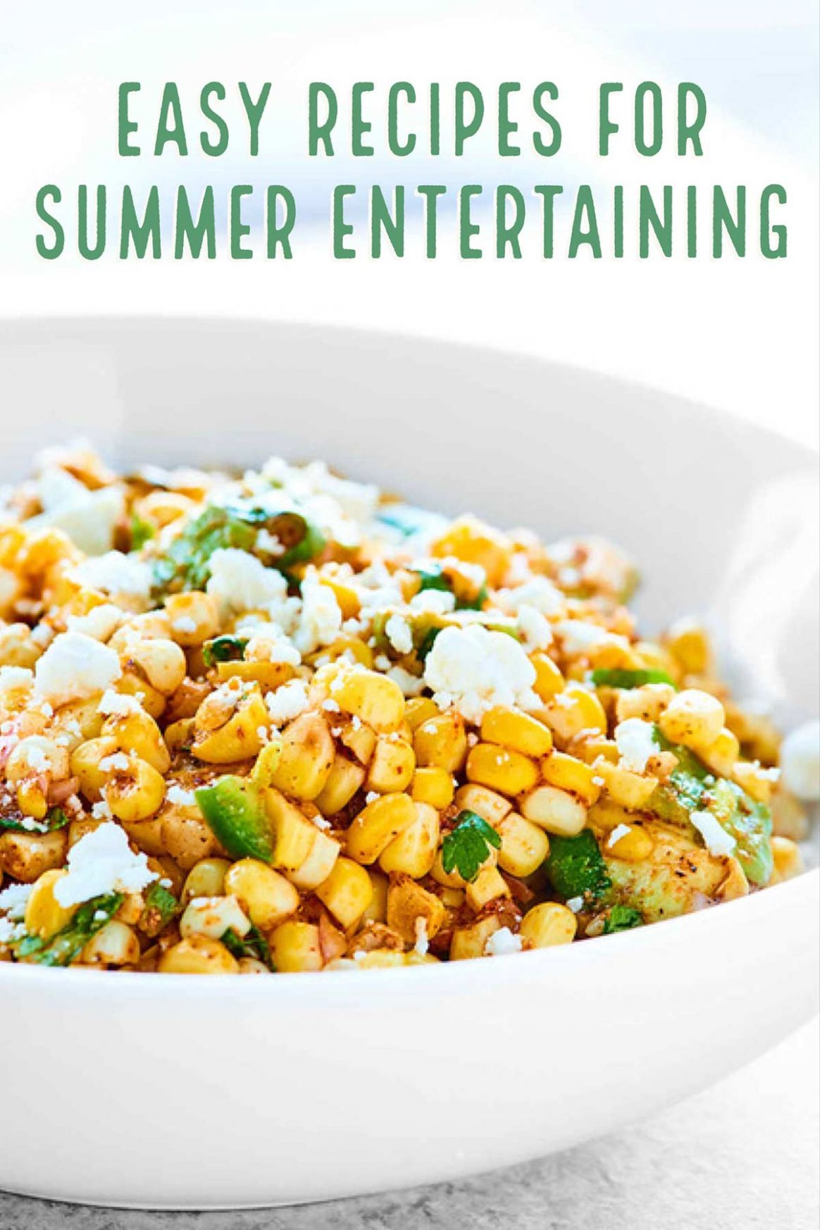 Easy Recipes for Summer Entertaining - Show Me the Yummy - Recipes Summer Easy