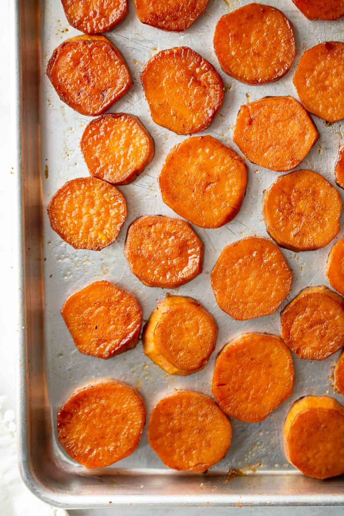 Easy, Roasted Sweet Potatoes - Meaningful Eats - Simple Yam Recipes Baked