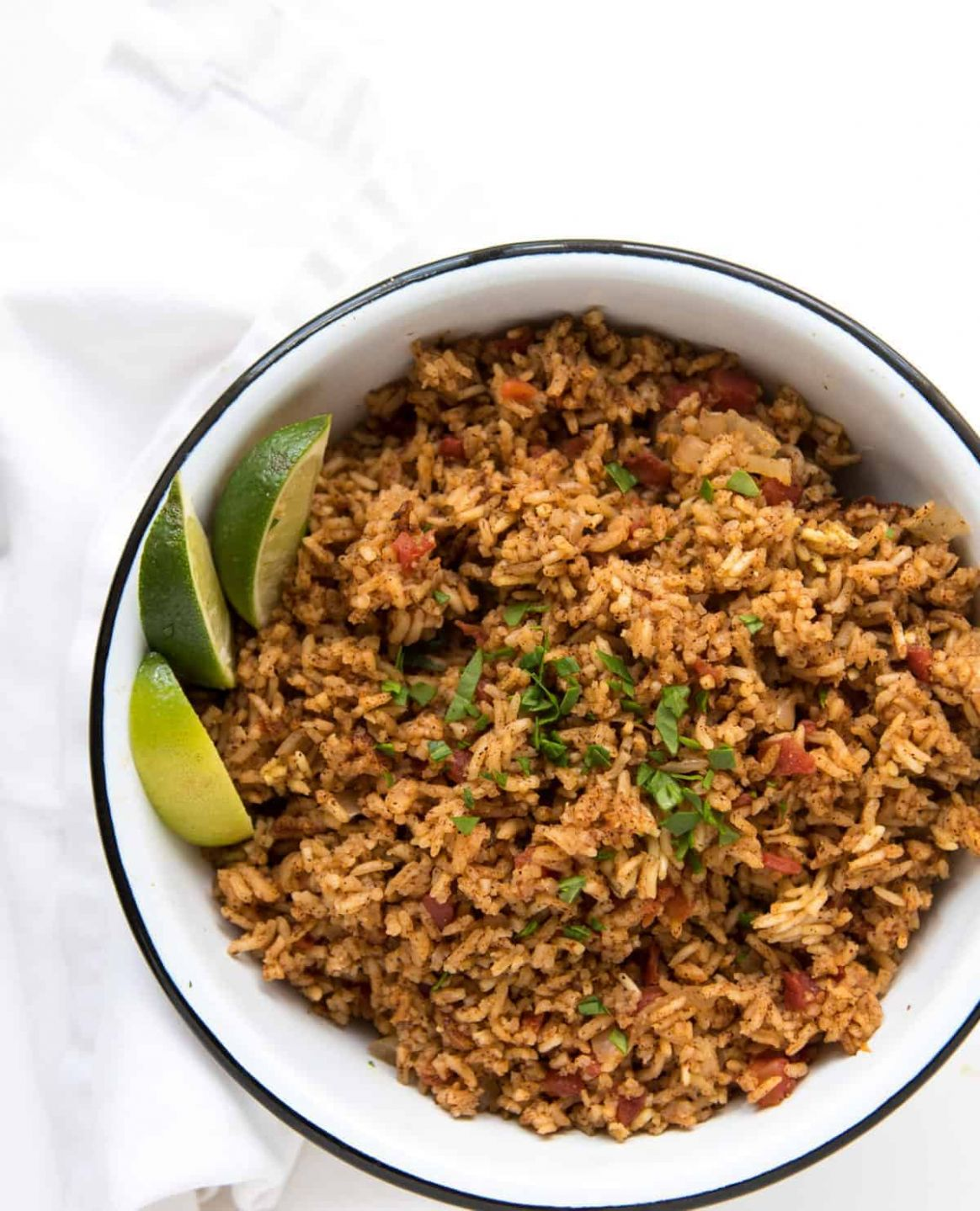 Easy Spanish Rice in the Rice Cooker - Recipes Rice Cooker
