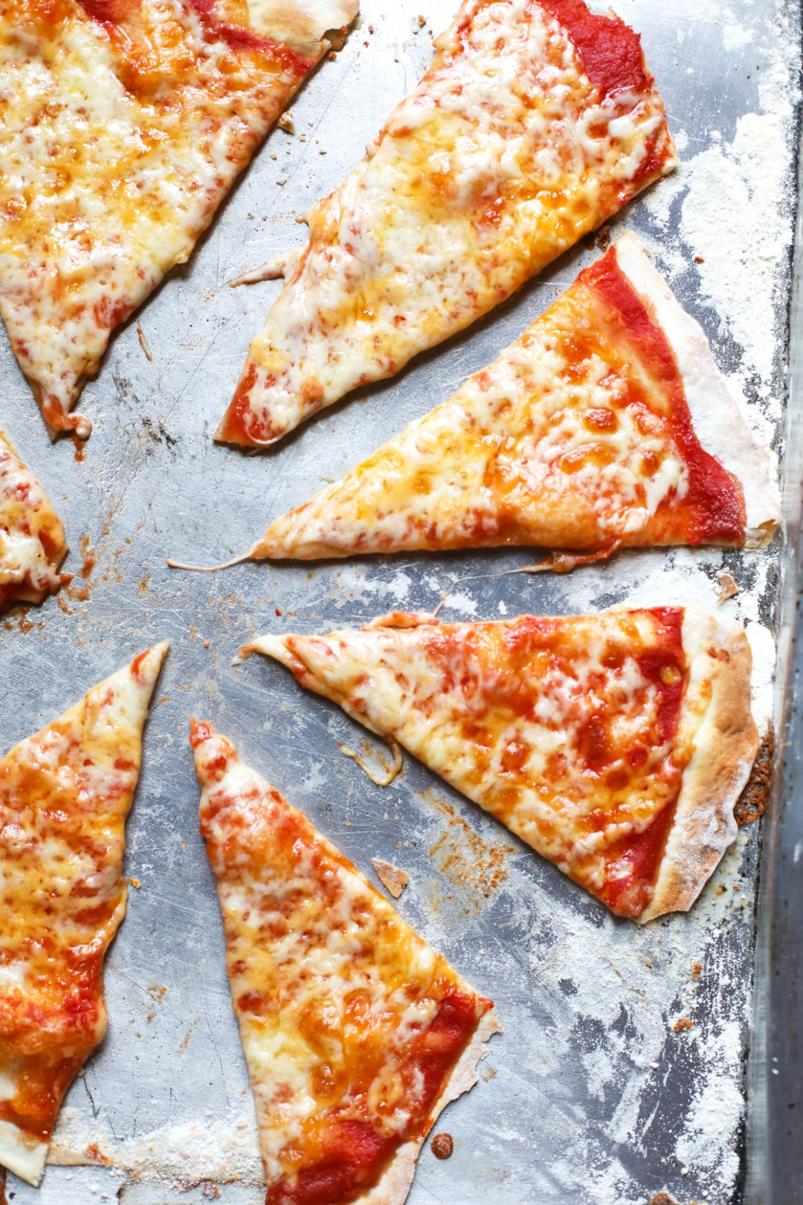 Easy Thin-Base Pizza Crust Recipe