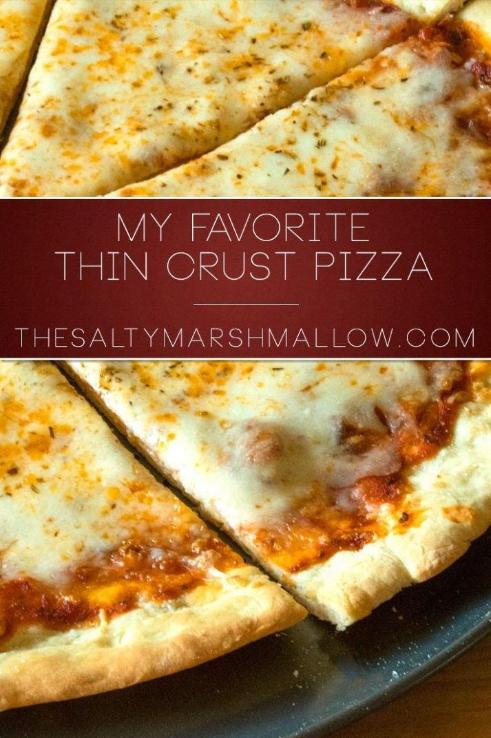 Easy Thin Crust Pizza - Pizza Recipes Thin Crust