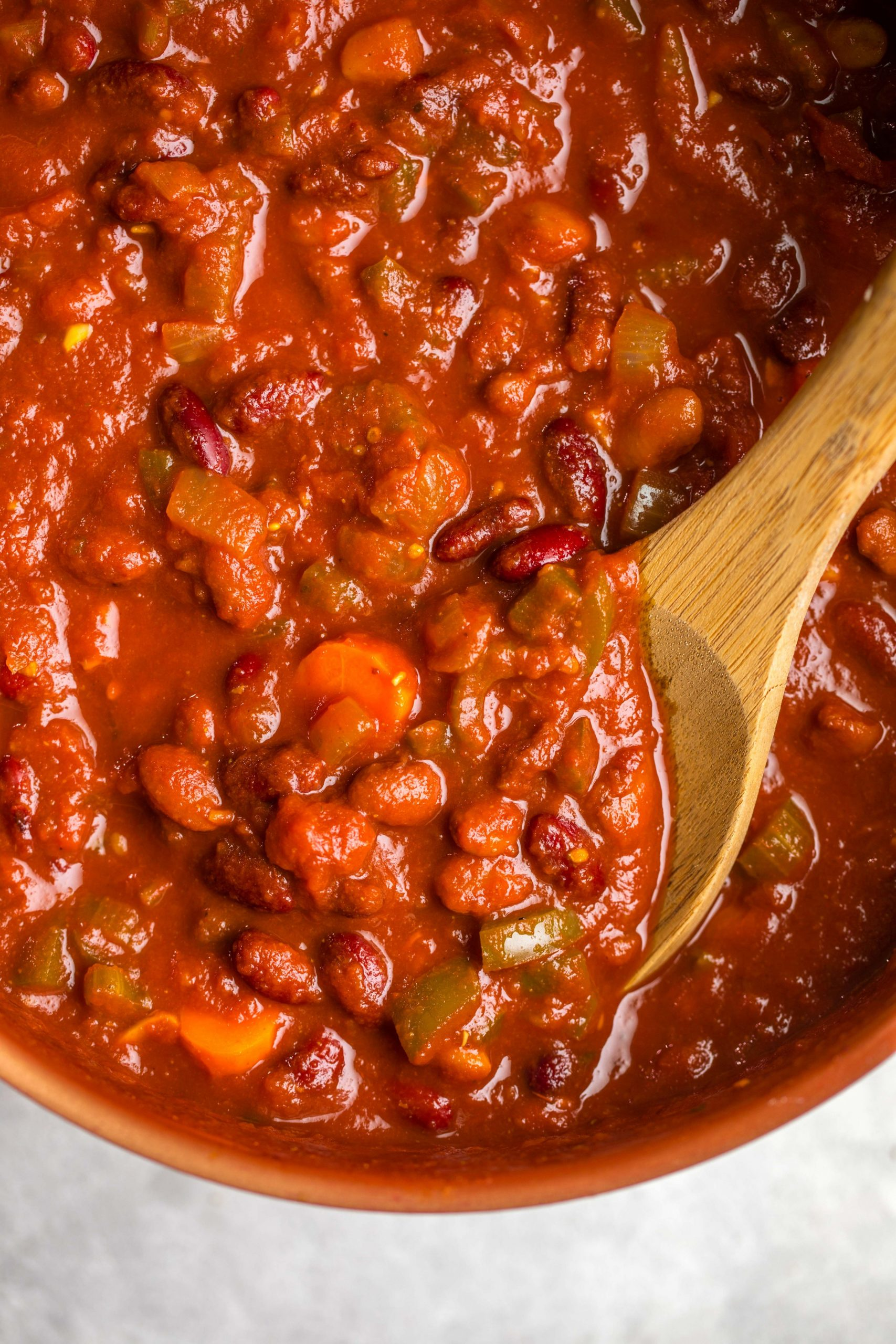 Easy Vegan Chili Recipe - From My Bowl