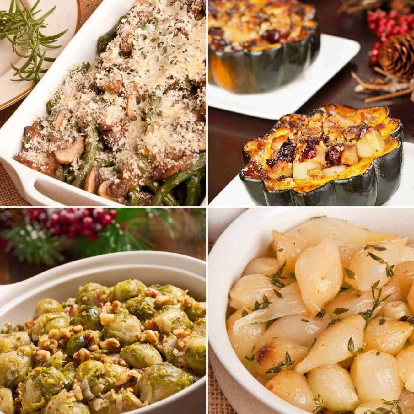 Easy Vegetable Recipes For Your Holiday Menu | MyGourmetConnection