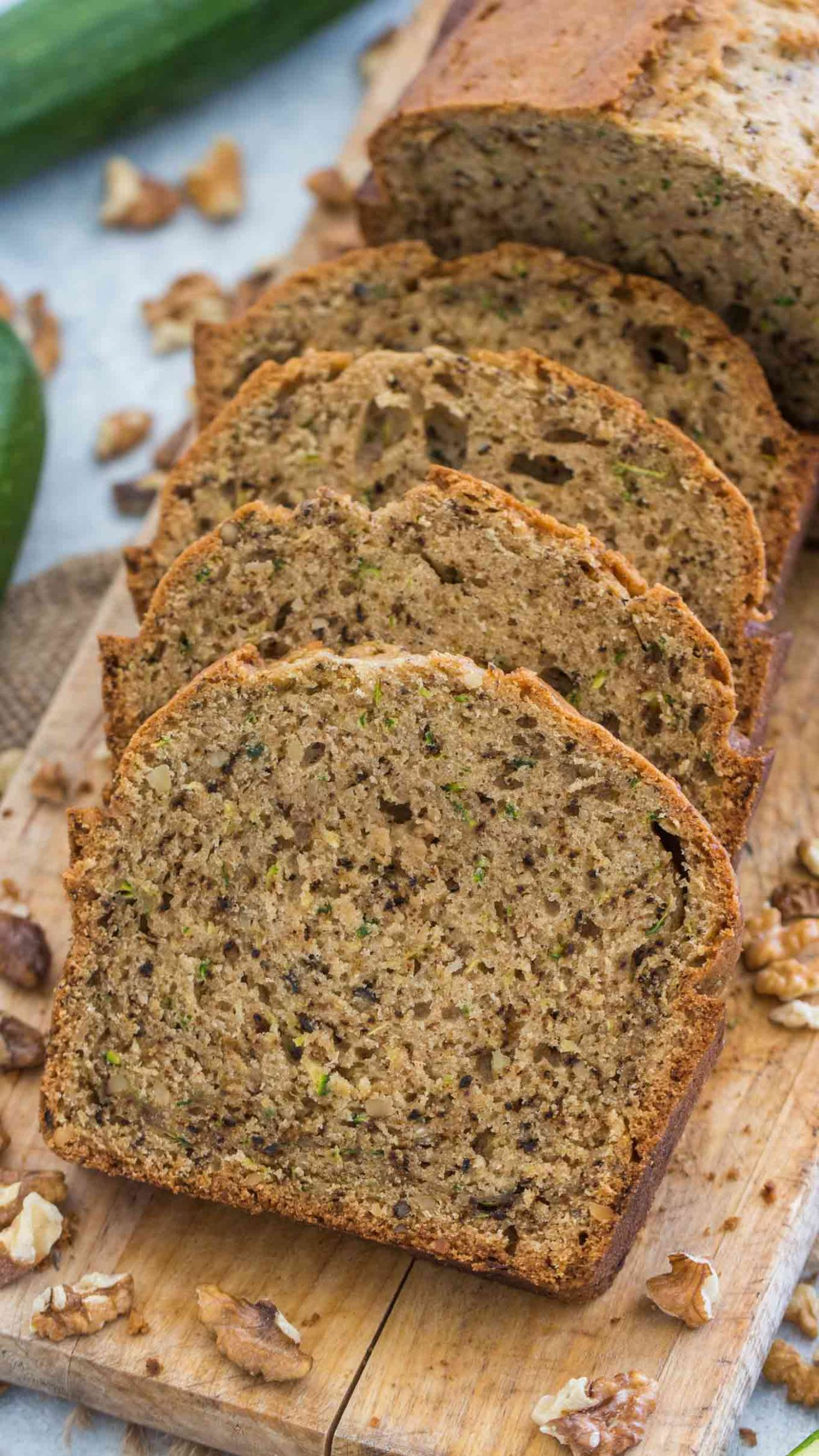 Easy Zucchini Bread Recipe [Video] - Sweet and Savory Meals