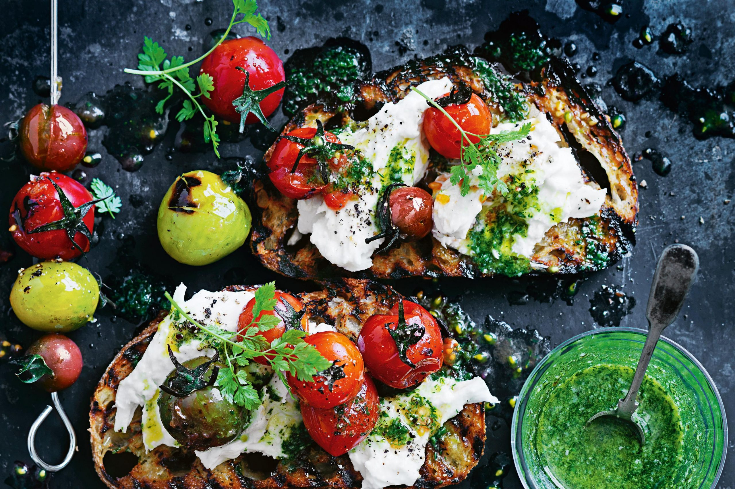 Eat! Donna Hay's eight great summer recipes | The Times Magazine ...