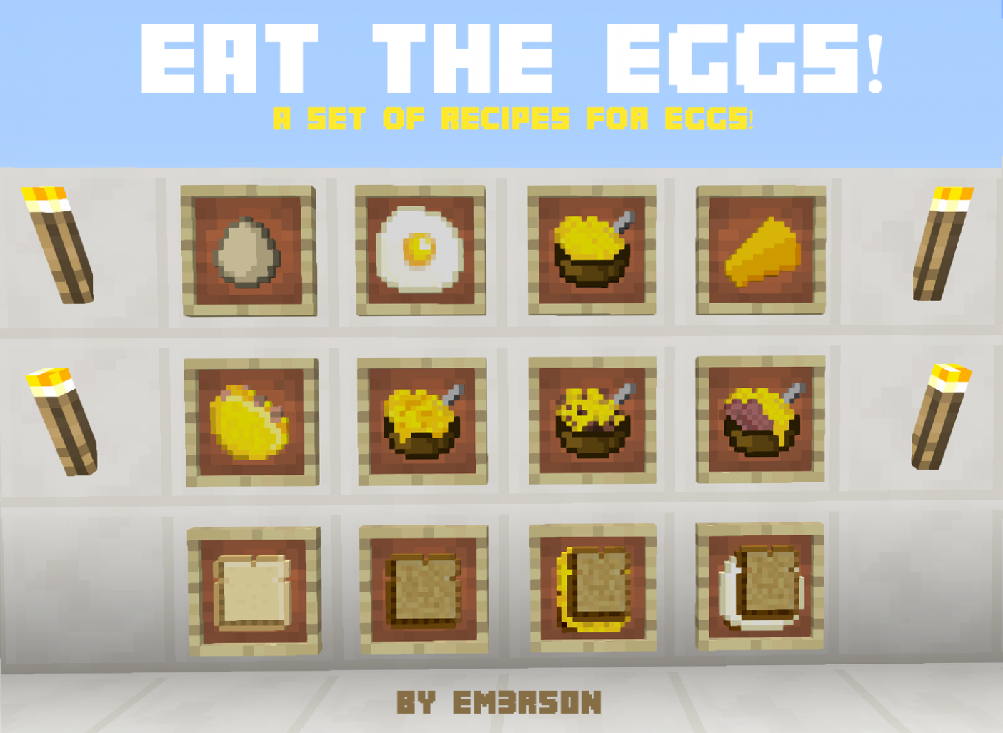 Eat the Eggs: Adds a few recipes to make eggs more useful and fun ...