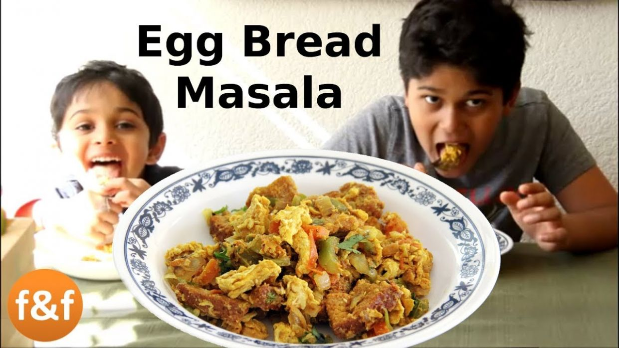 Egg Bread Masala | Egg Recipe | अंडा ब्रेड मसाला | Weekend Recipes in Hindi