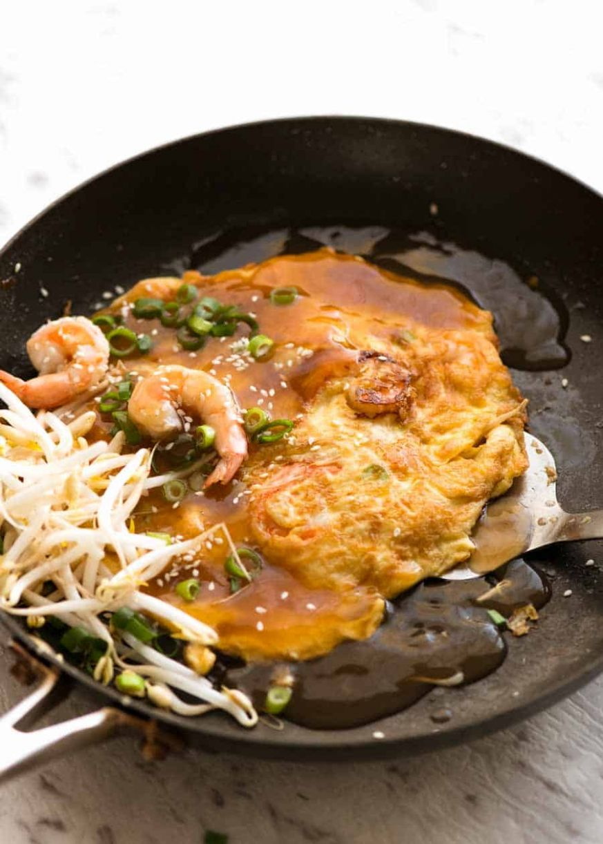 Egg Foo Young (Chinese Omelette) | RecipeTin Eats