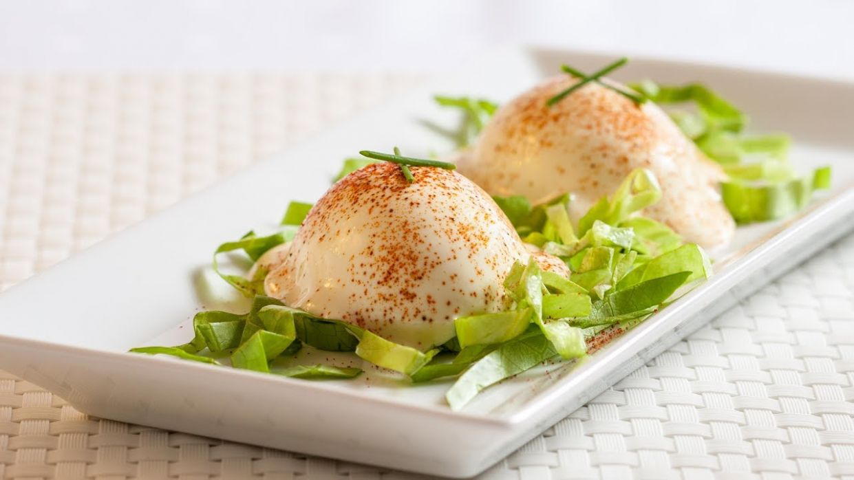 Egg Mayonnaise | Online Culinary School for Professionals - Recipes Egg Mayonnaise