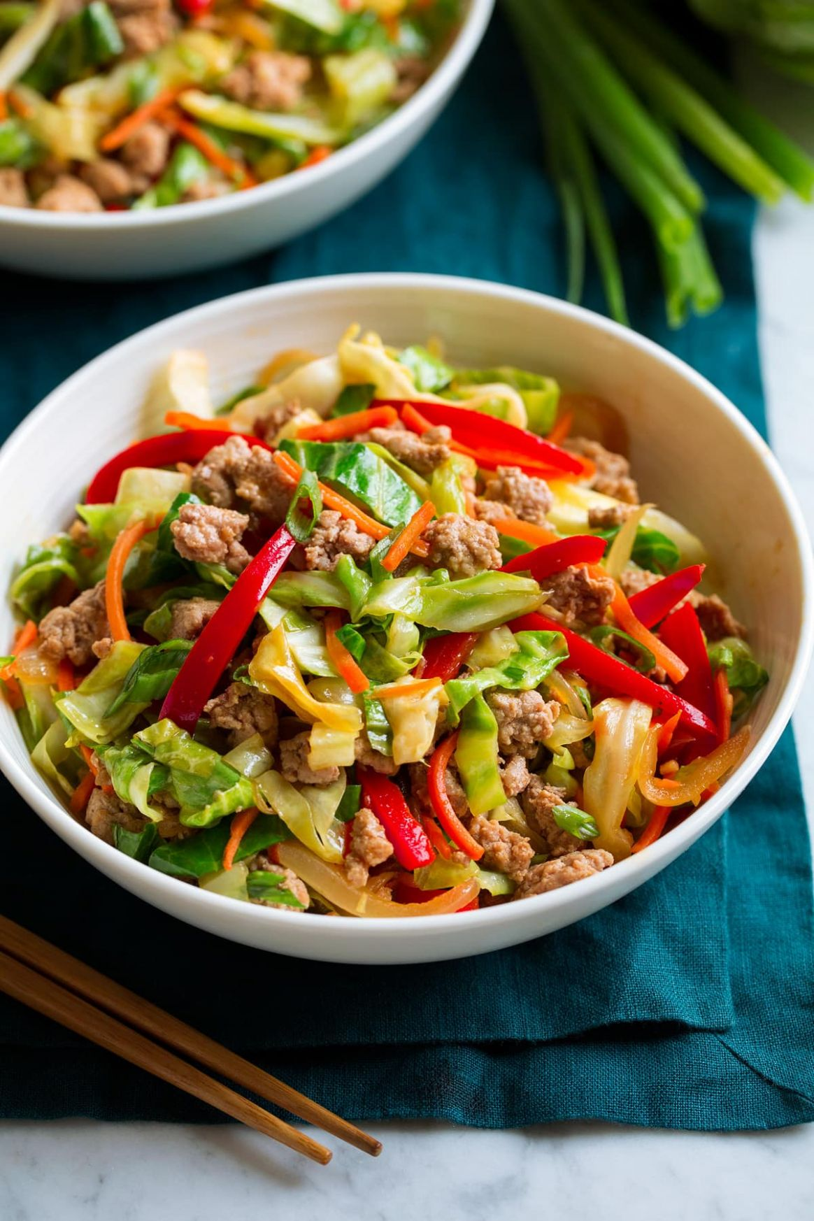 Egg Roll in a Bowl - All Recipes Egg Roll In A Bowl