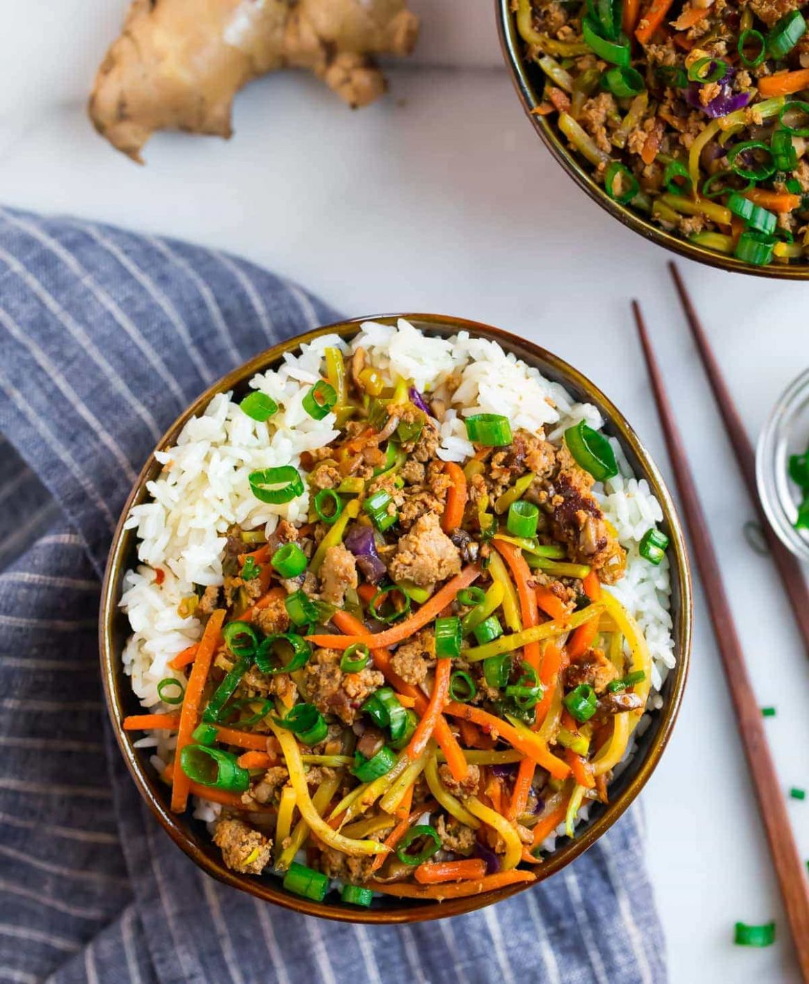 Egg Roll in a Bowl - Recipes Egg Roll In A Bowl
