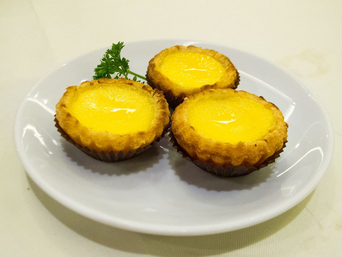 Egg tart - Wikipedia