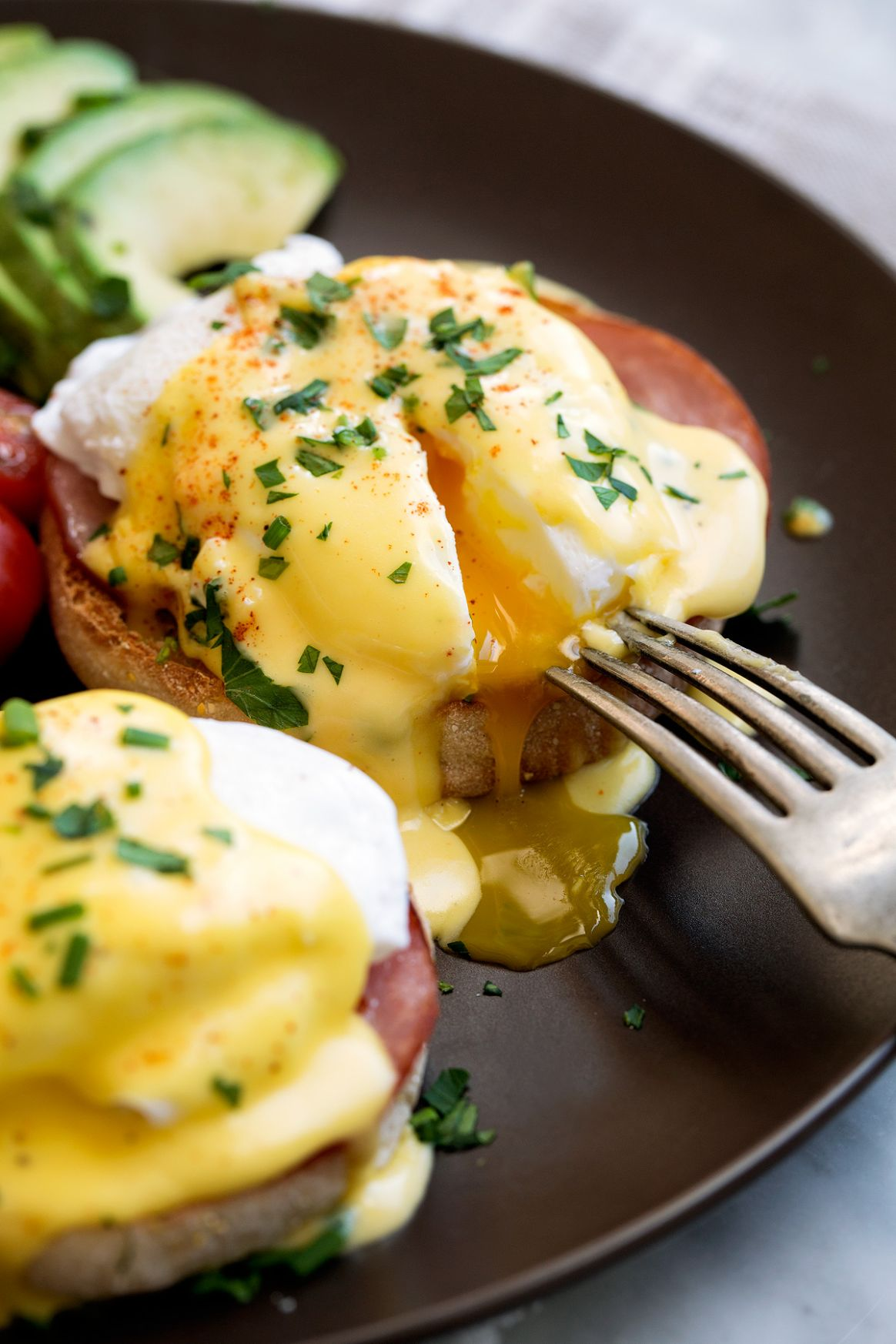Eggs Benedict - Recipes Egg Benedict