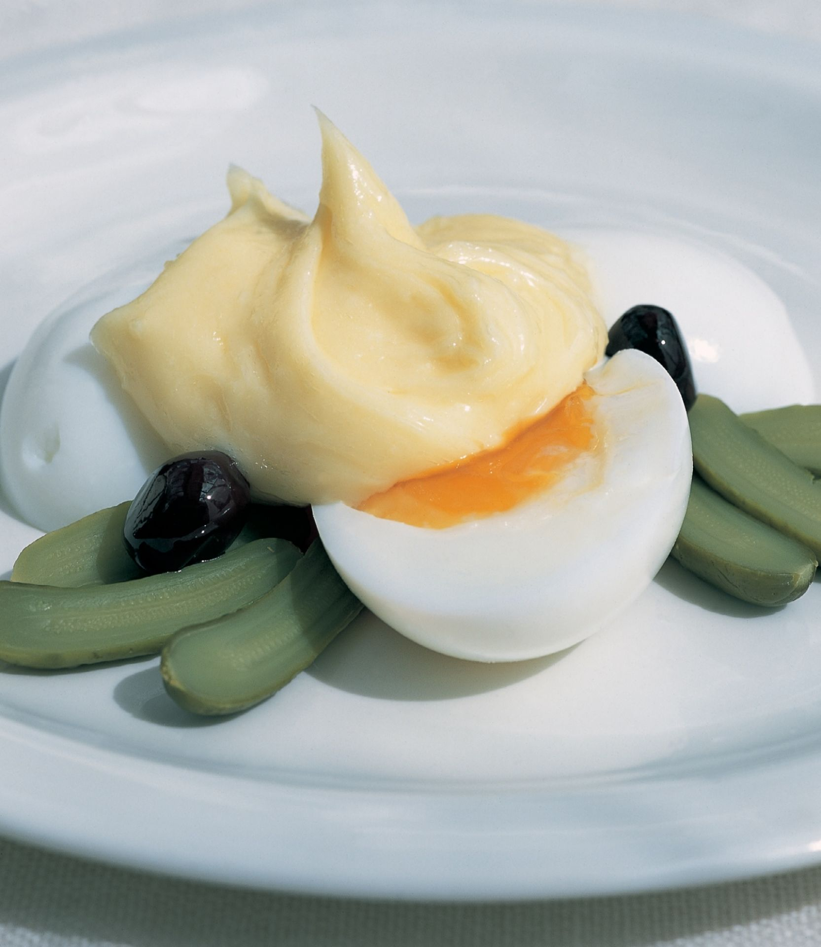 Eggs Mayonnaise