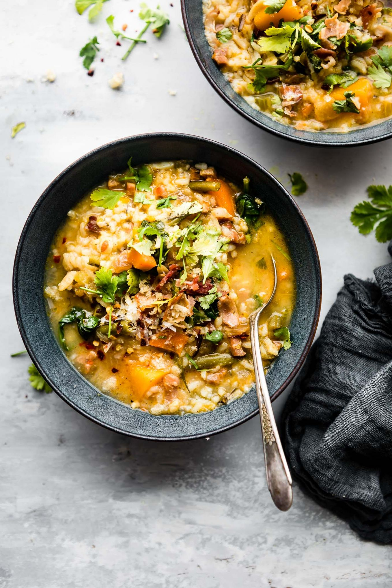 Everything But the Kitchen Sink Soup (Instant Pot or Stove Top Recipe) - Healthy Recipes Good For Leftovers