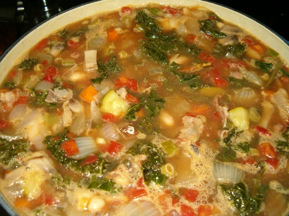 Everything Rachael Ray: It's A Keeper: Fall Minestrone