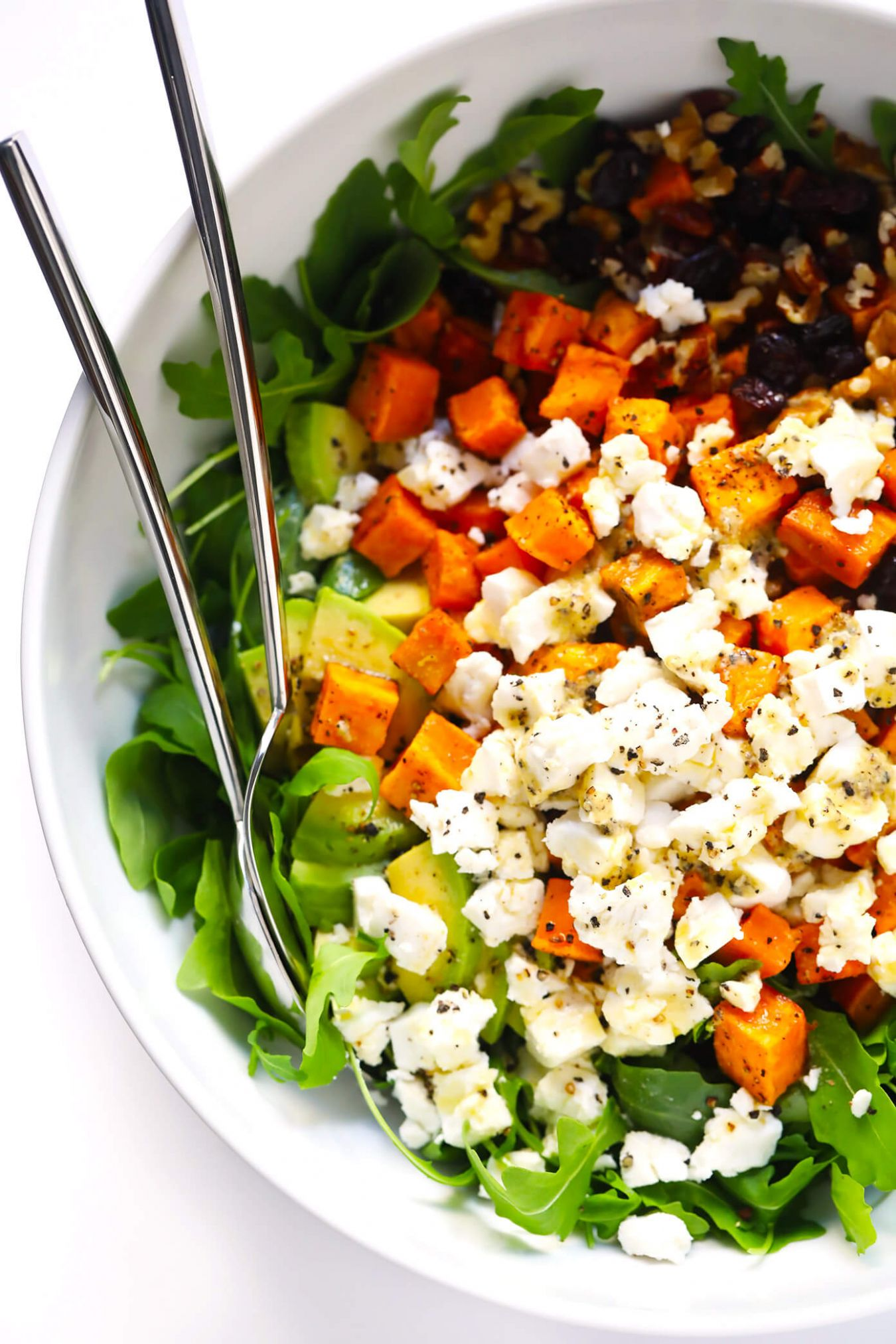 Feel-Good Fall Salad | Gimme Some Oven