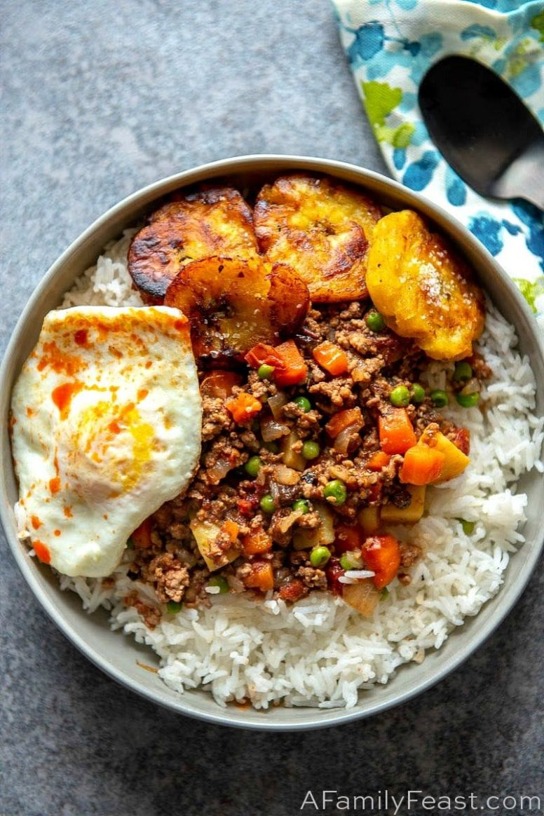 Filipino Picadillo - A Family Feast®