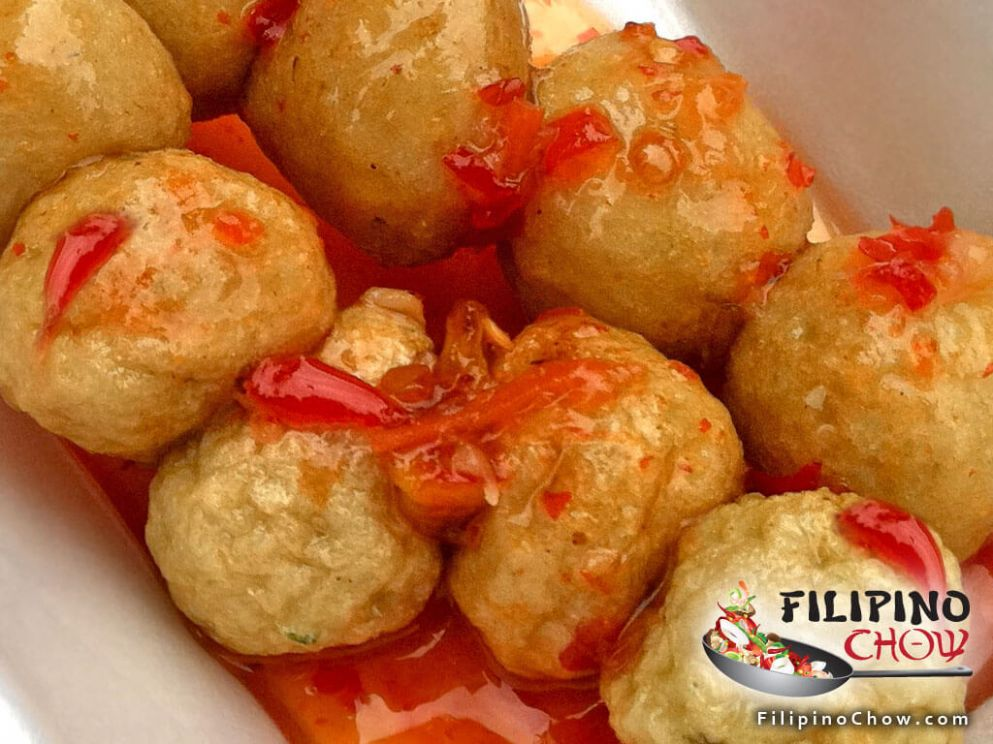 Fish Balls - Filipino Chow's Philippine Food and Recipes