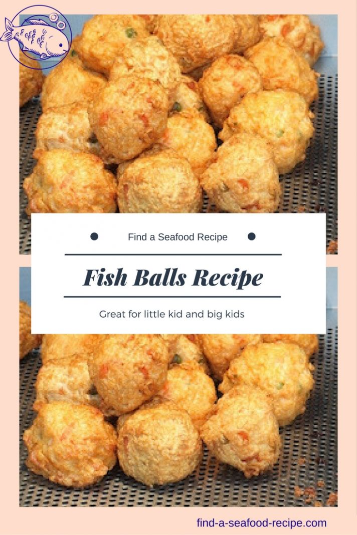 Fish Balls - Recipes Fish Balls