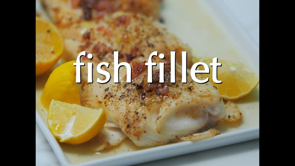 Fish Fillet: Dinner Party Tonight Shorts - Recipe Fish Dinner Party