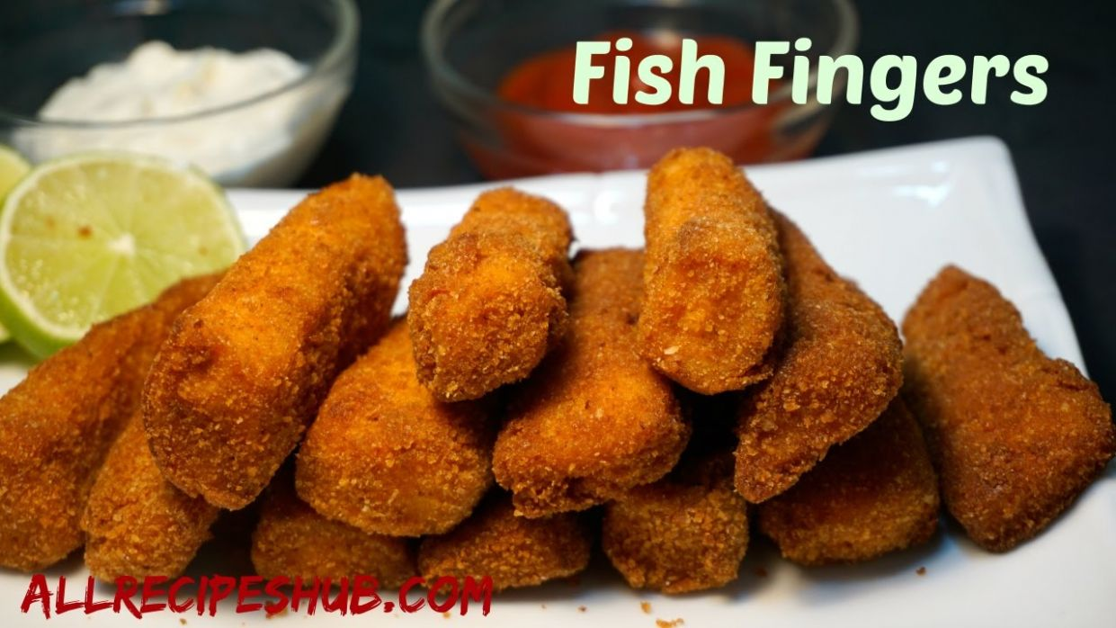 Fish Fingers | Finger Fish Fry | How to make Fish Fingers - Recipe Fish Video