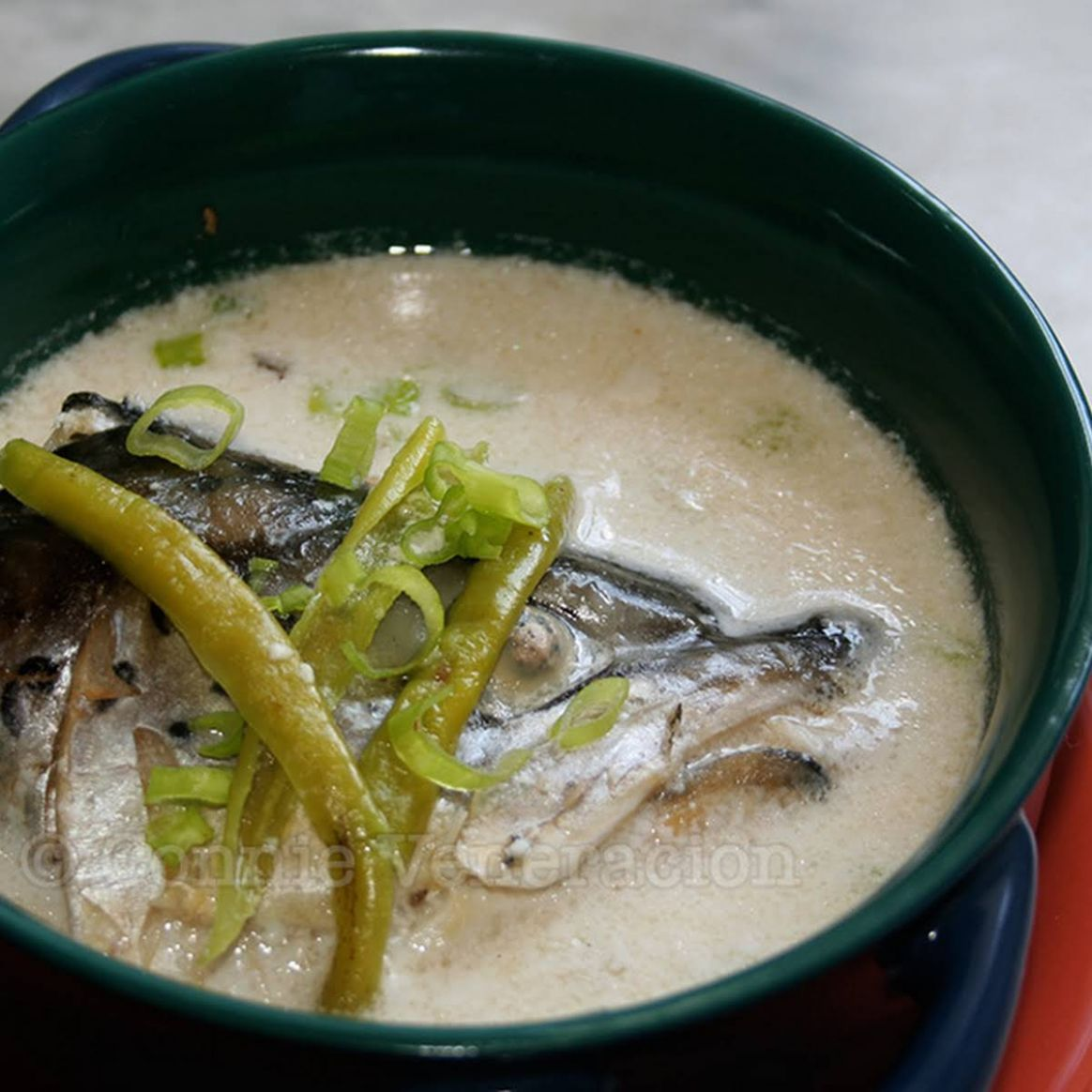 Fish Head Soup With Coconut Cream - Soup Recipes Nigella
