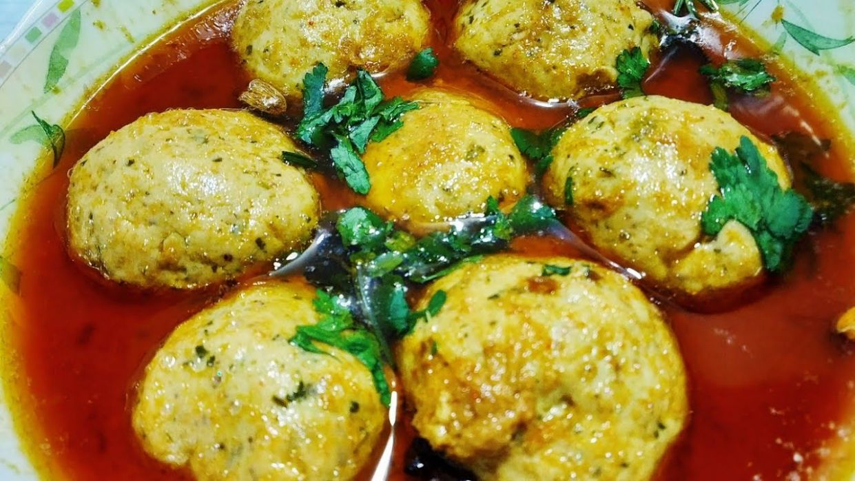 Fish Kofta Recipe | Fish Kofta Curry बनाने की आसान रेसिपी | how to make  fish ball Recipe