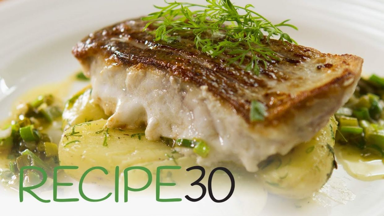 FISH MEUNIERE - By RECIPE8